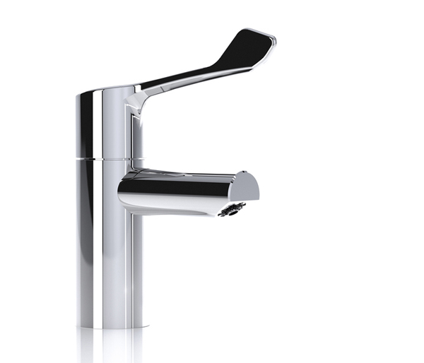 Intatherm Safe Touch Thermostatic Basin Mixer