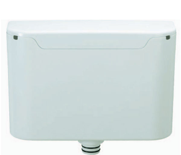 T&L Schools Concealed Push Button Cistern