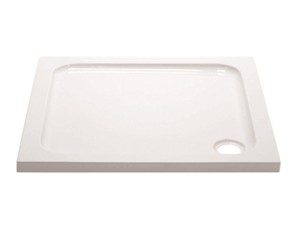 Wafer Minimalist Shower Tray 760x760mm