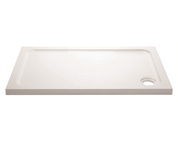 Wafer Minimalist Shower Tray 1000x700mm