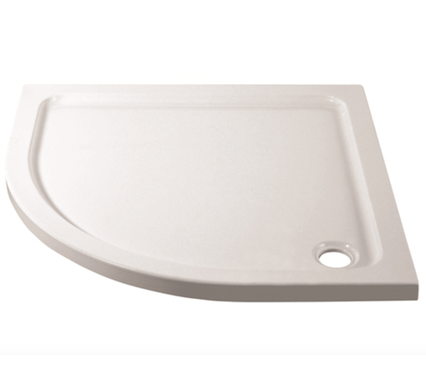 Wafer Minimalist Quadrant Tray 900x900mm