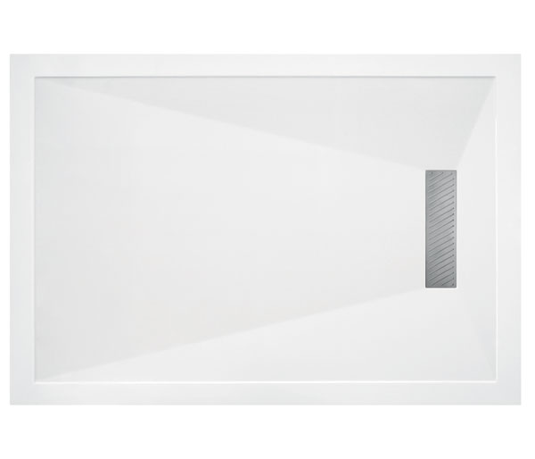 TM25 Linear Shower Tray 1200x900mm