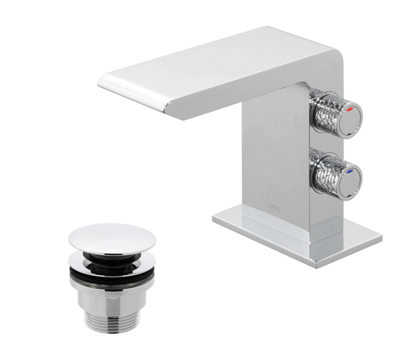Omika Mini Basin Mixer Inc Waste
