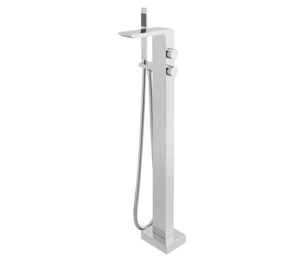 Omika Floor Standing Bath Shower Mixer