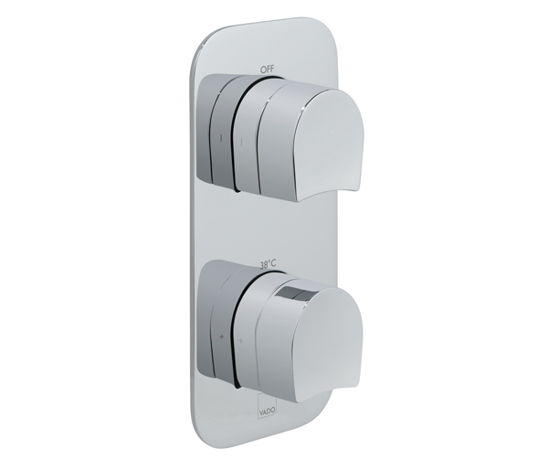 Kovera 1 Outlet Vertical Shower Valve