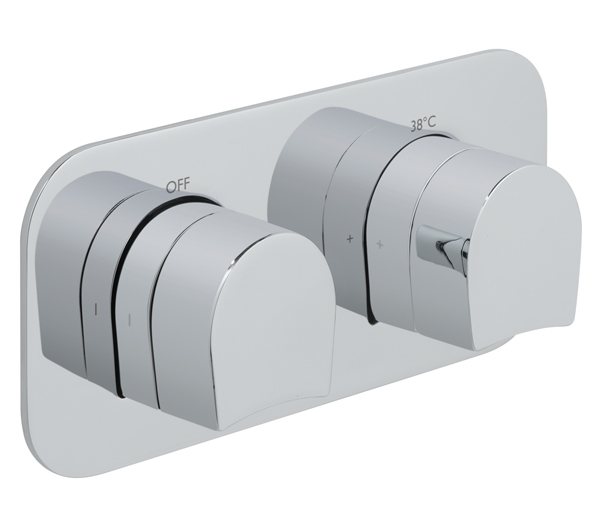 Kovera 1 Outlet Horizontal Shower Valve