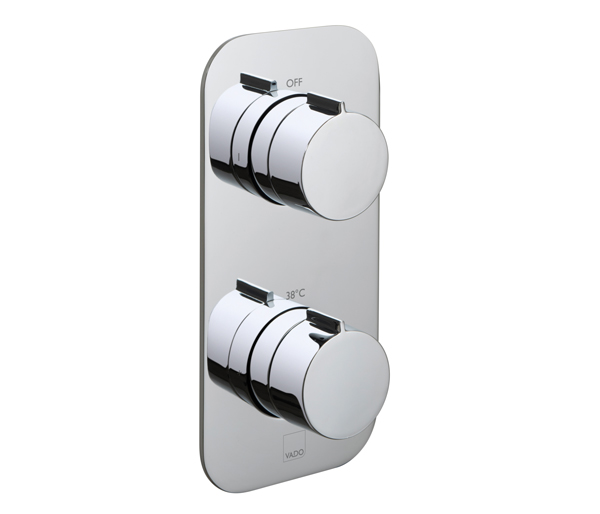 Altitude 1 Outlet Vertical Shower Valve