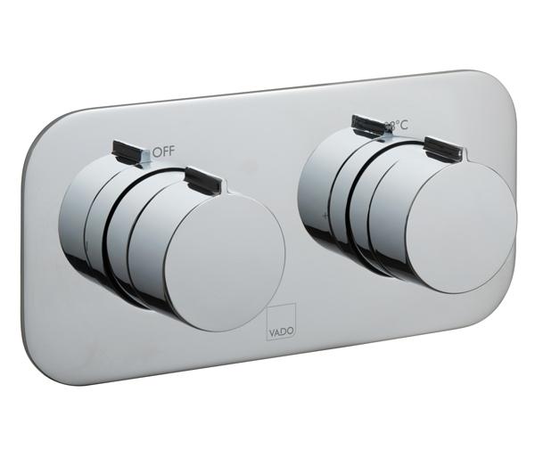Altitude 1 Outlet Horizontal Shower Valve