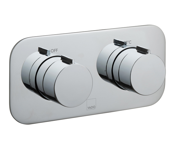 Altitude 2 Outlet Horizontal Shower Valve