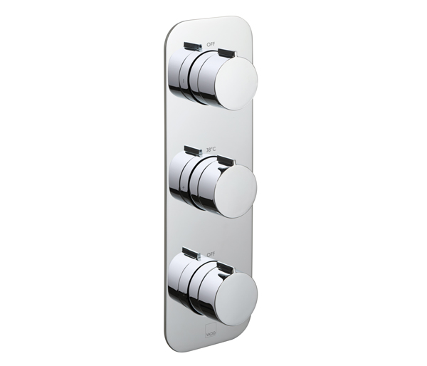 Altitude 2 Outlet Vertical Shower Valve
