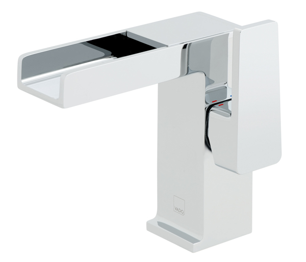 Synergie Waterfall Basin Mixer Exc Waste
