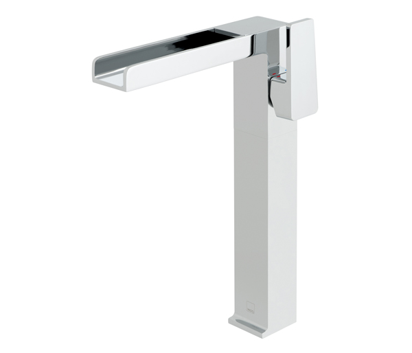 Synergie Tall Waterfall Basin Mixer