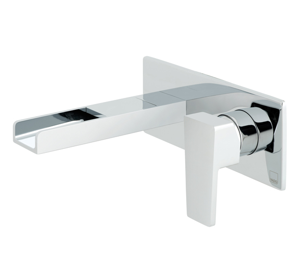 Synergie Wall Mounted Waterfall Basin Mixer