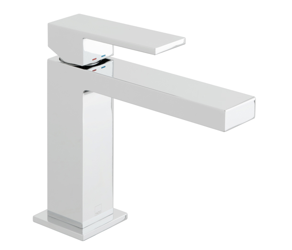 Notion Slim Basin Mixer Exc Waste