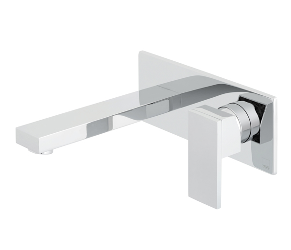 Notion Wall Mounted Basin Mixer
