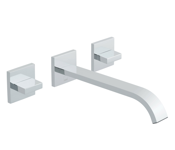 Geo Wall Mounted Basin Mixer/220 Spout