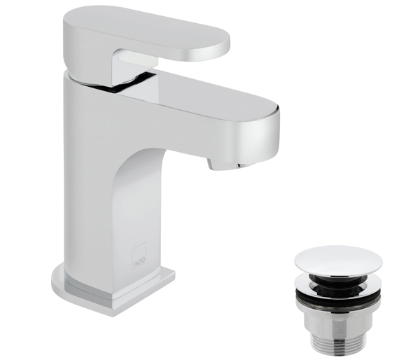 Life Mini Basin Mixer Inc Waste