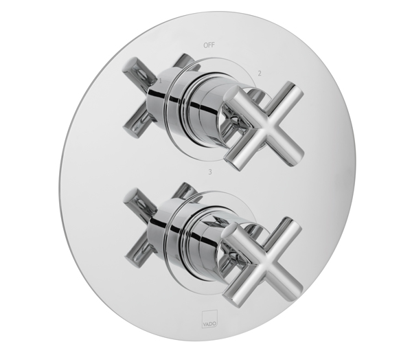Elements 3 Outlet Thermostatic Shower Valve