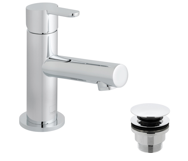 Sense Mini Basin Mixer Inc Waste