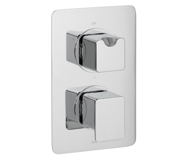 Phase 3 Outlet Thermostatic Shower Valve
