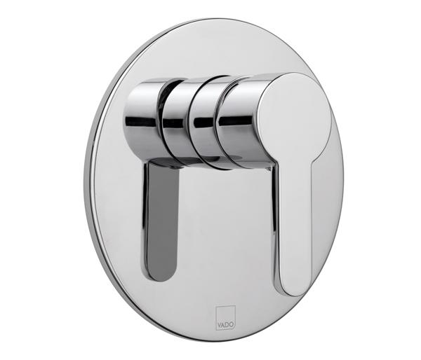 Sense Round Concealed Manual Shower Valve