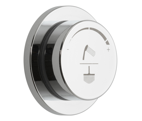 Smartdial 2 Outlet Shower Valve HP