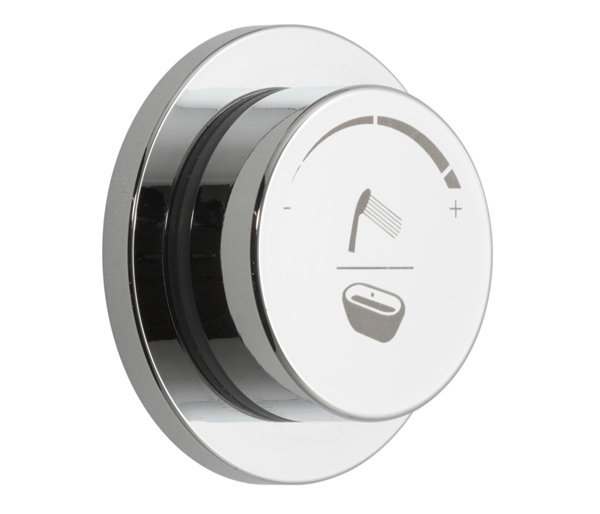 Smartdial 2 Outlet Bath and Shower Valve HP