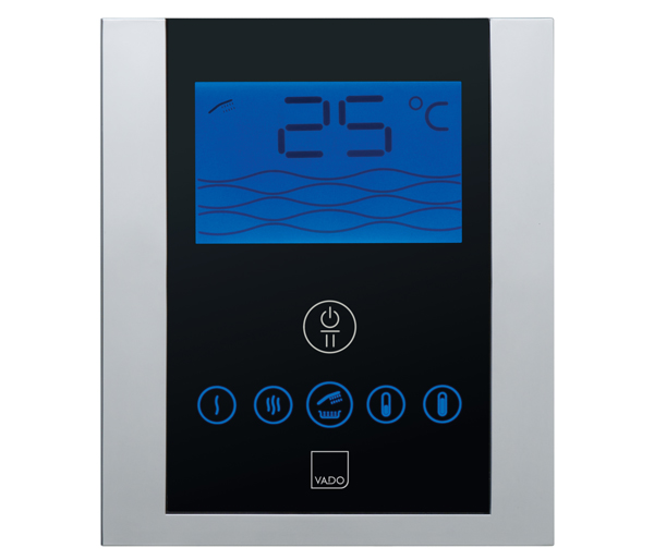 Identity 2 Outlet Digital Control Panel