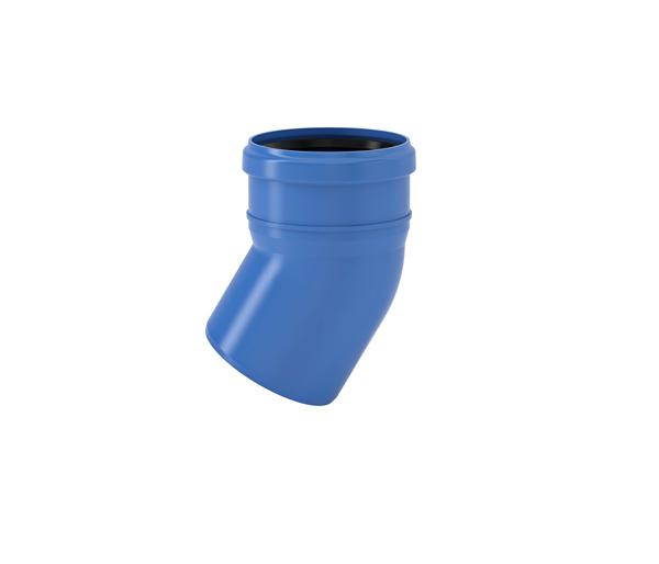 Tri-Plus Single Socket Bend 75mm 30\'