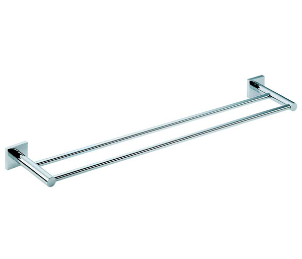 Violek Fame Double Towel Rail 650mm