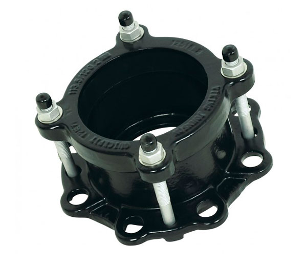 Maxifit Plus Flange Adaptor 107mm to 132mm