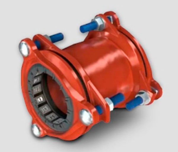 Waga Coupling DN80 84mm to 105mm