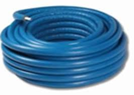 Lagged Pex Pipe Multitubo 16mm bore 50m coil