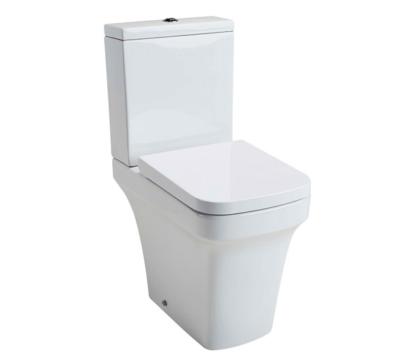 Iona Comfort Height Close Coupled Toilet