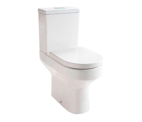 Oban Comfort Height Toilet