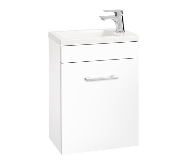 Lomond 400mm Basin Unit White Gloss