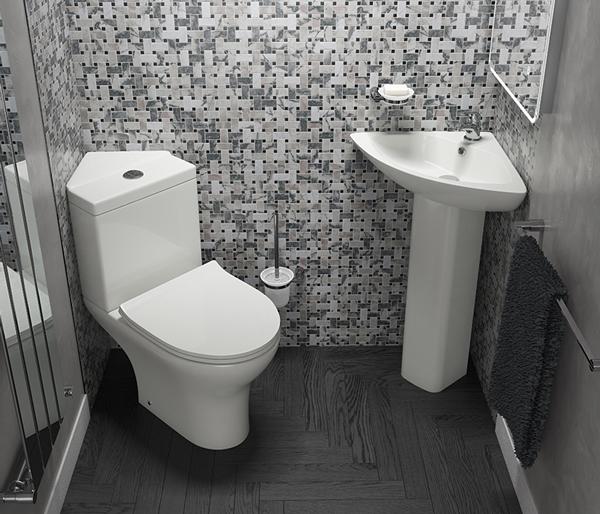 Spek Corner Toilet