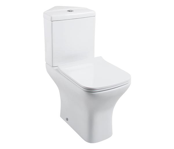 Fair Corner Toilet