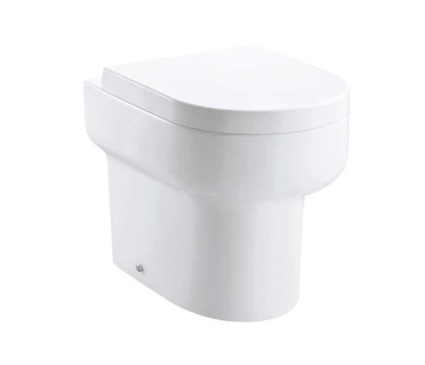 Duro Back to Wall Toilet