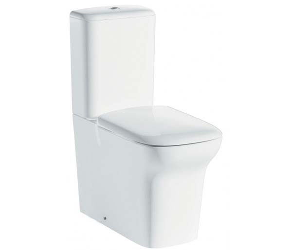 Grace Comfort Height Closed Back Toilet