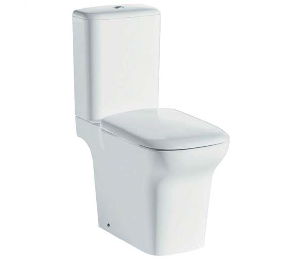 Grace Comfort Height Open Back Toilet
