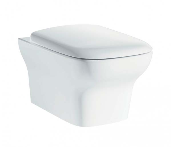 Grace Rimless Wall Mounted Toilet