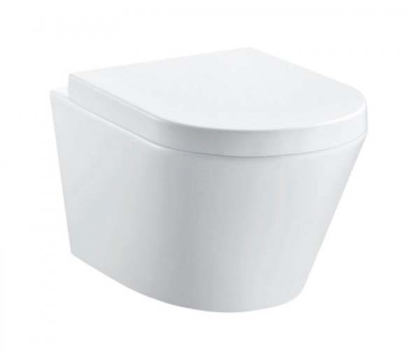Arco Rimless Wall Mounted Toilet