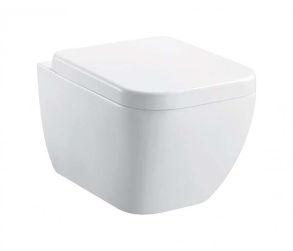 Essence Short Projection Wall Mounted Toilet