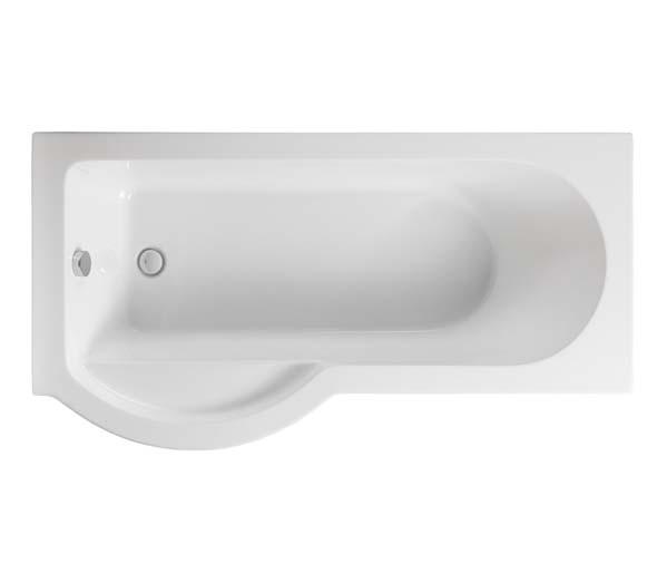 Arco Shower Bath 1500mm Left Hand