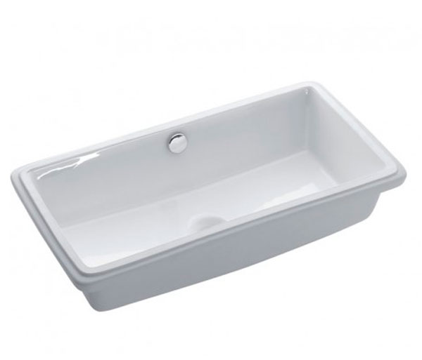Torino C Large Under Counter Basin 565x290mm