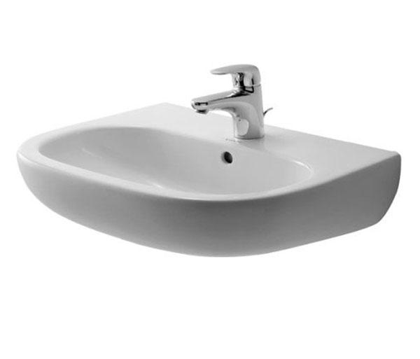 D-Code Washbasin 550x430mm 3th