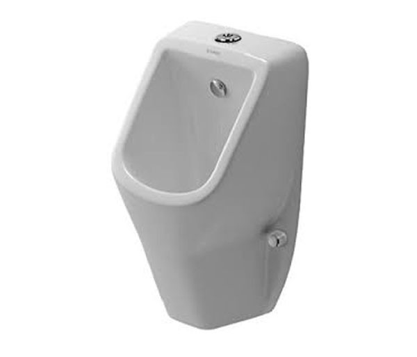 D-Code Urinal Visible Inlet 305x290mm