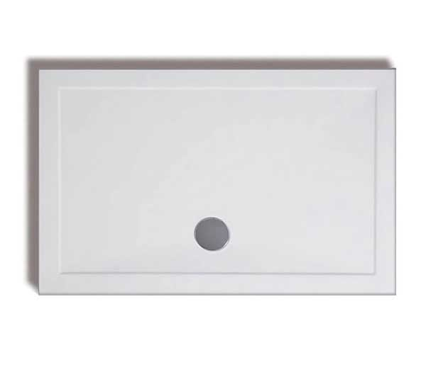 40mm Lakes Shower Tray 1400x800mm