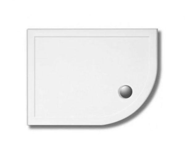 Offset Quadrant Shower Tray 900x800 R/Hand